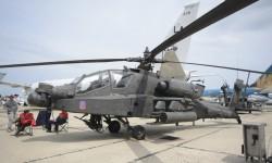 EL Pentáono ha llevado a , entre otros, al Boeing AH-64