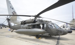 United Technologíes está estudiando vender Sikorsky.