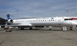 Garuda acaba de comenzar a recibir sus Bombardier CRJ1000.
