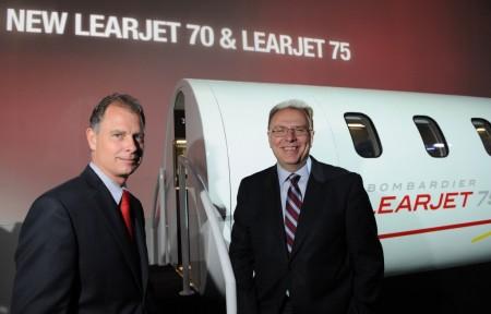 Bombardier en EBACE
