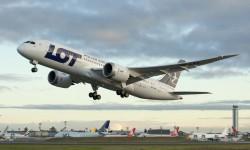 Boeing usará el tercer B-787 de LOT para los vuelos de prueba y certificación de la solución para las baterías del Dreamliner.