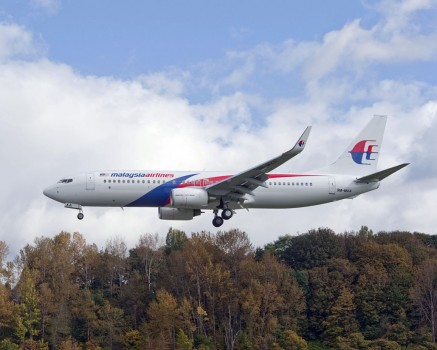 Boeing 737 de Malasia Airlines