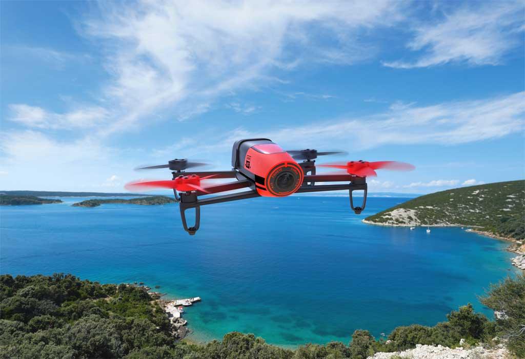 Zaragoza acogerá entre el 24 y 25 de septiembre a los fabricantes de drones de uso civil líderes mundiales
