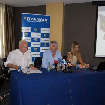 El CEO de Ryanair anunció ayer que contratarán 600 pilotos de aquí a junio de 2018.