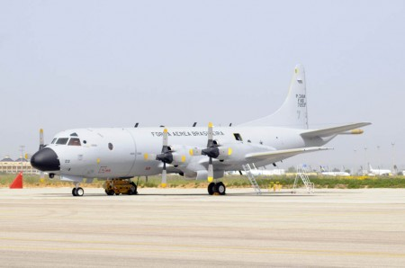 P.3 de la Fuerza Aérea de Brasil