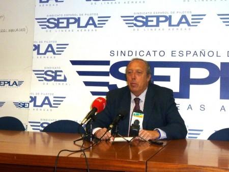 Sepla Iberia no aceptará las condiciones del ERE de Iberia