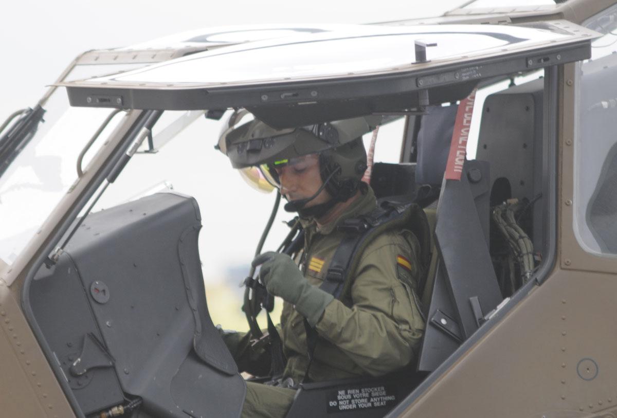 Piloto del Tigre de FAMET