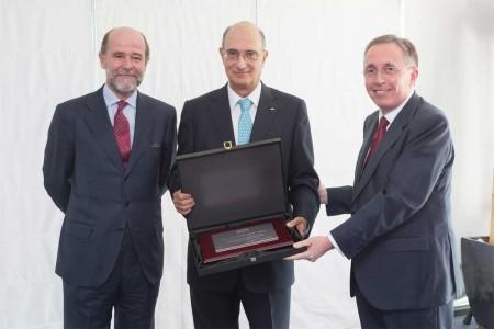 Julián Garcia Vargas ha sido nombrado presidente de honor de TEDAE