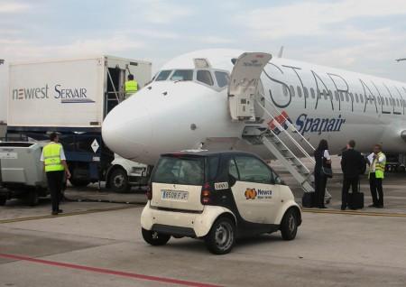 Asociaciones profesionales protestan contra Ley Seguridad Aérea