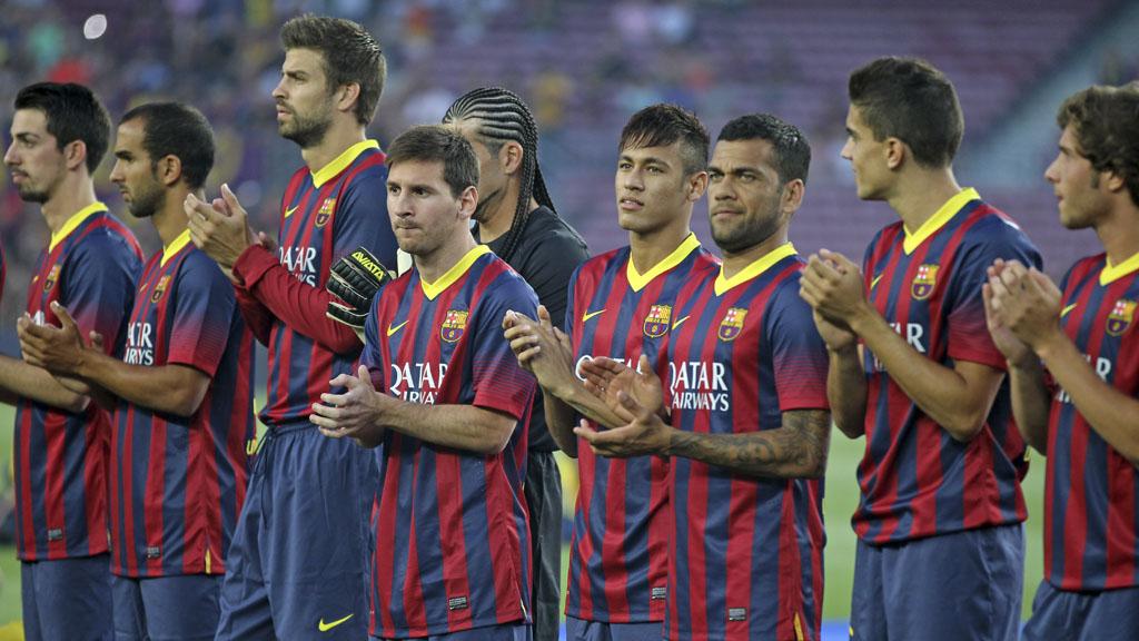 Qatar Airways patrocina al FC Barcelona durante los próximos tres años.