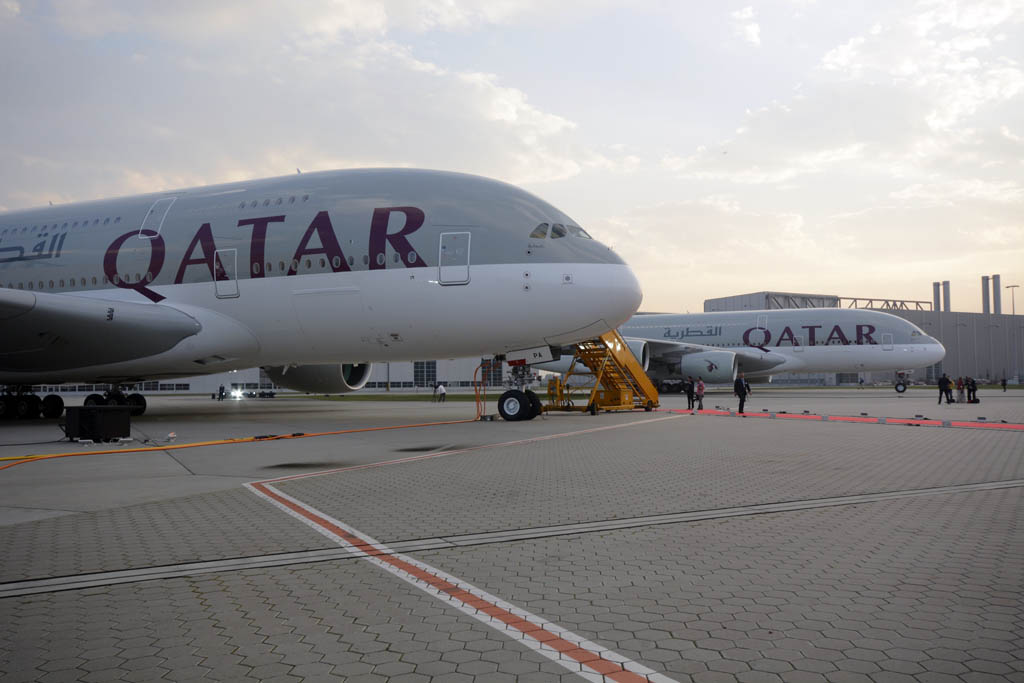 El grupo ha entregado en lo que va de año 21 unidades del modelo A380