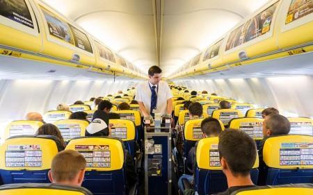 Ryanair ha llegado casi a los 29 millones de pasajeros transporatados en los últimos tres meses de 2016.