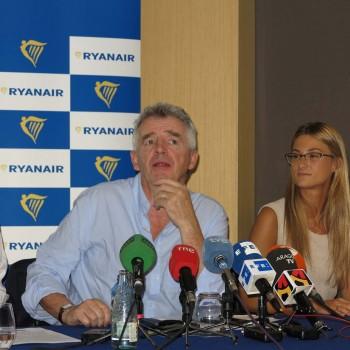 Michael O'Leary ha hablado sobre el futuro de España, Europa y Ryanair.