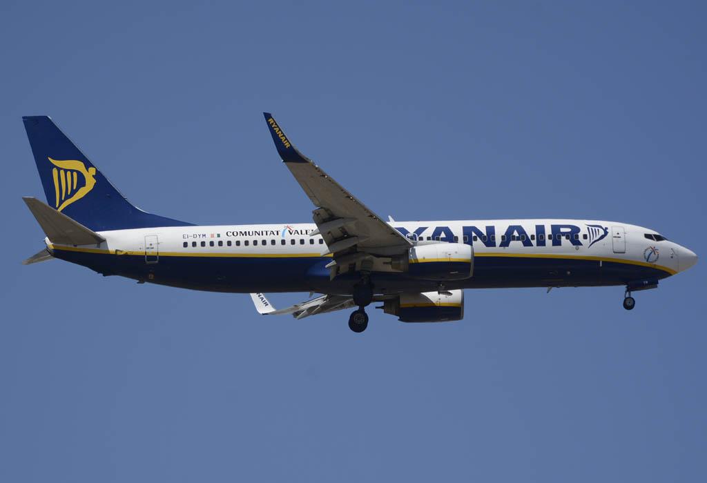 La cuota de mercado de las aerolíneas low cost en España es del 60 por ciento, la mayor en Europa