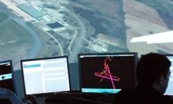 Simulador torre de control de Indra