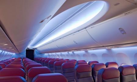 Nuevo interior Sky Interior del Boeing 737