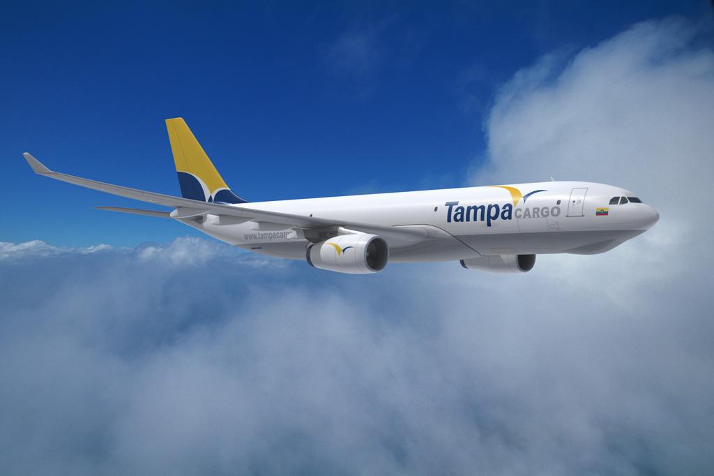 Airbus A330F de Tampa