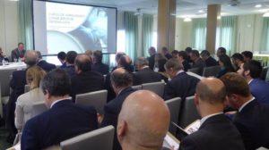 Organizadores y participantes se muestran satisfechos por el intercambio de experiencias que ha permitido la Jornada Industrial de TEDAE, de cara a una mayor presencia de la industria española en el mercado global.