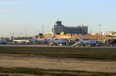 terminal 2 del aeropuerto de Madrid Barajas