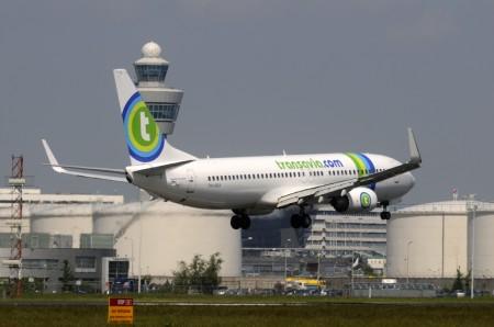 Boeing 737 de Transavia