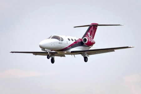 Citation Mustang de Wijet
